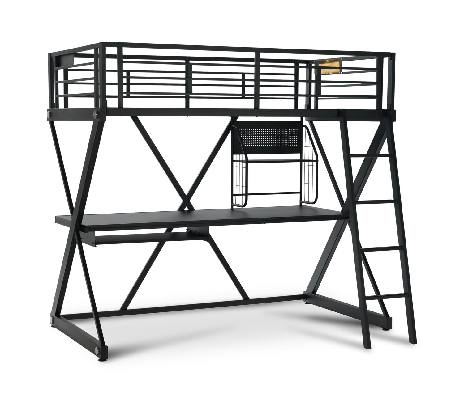 Twin Loft Bed.Maxx Loft Bed