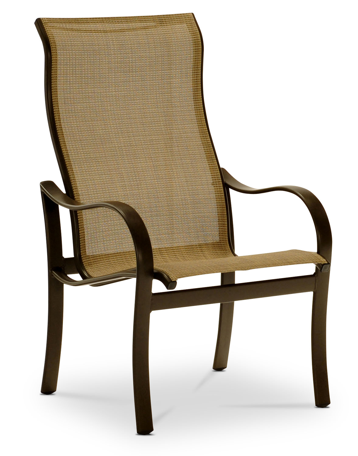 Shoreline Chair Rich Earth By Tropitone Hom Furniture