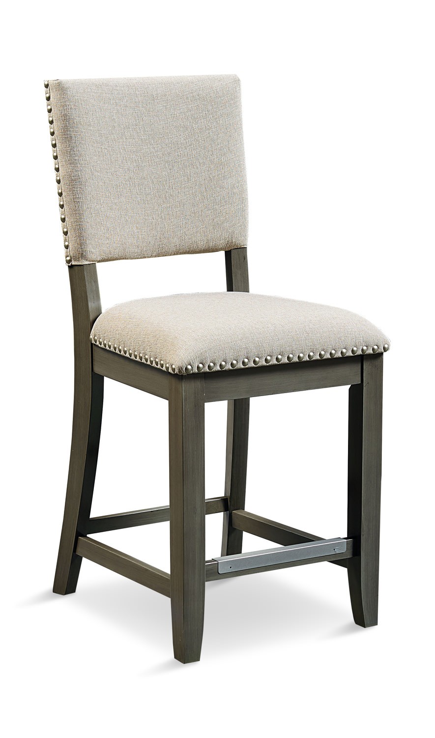 Omaha upholstered counter stool