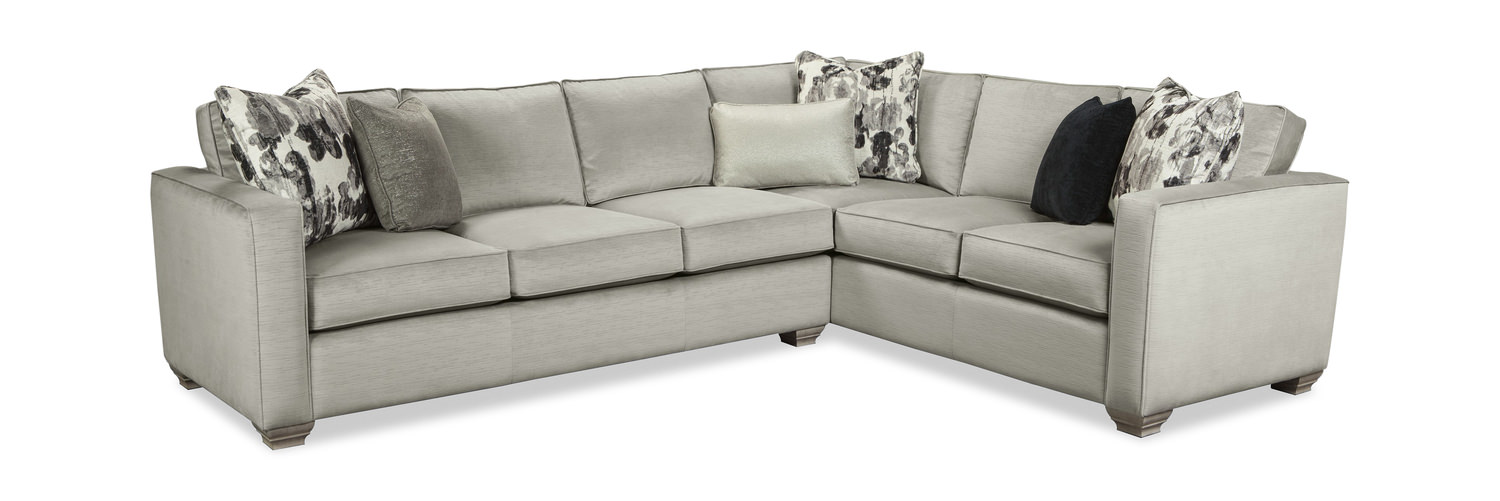 Cinema 2 Piece Sectional By Rachael Ray Hom Furniture