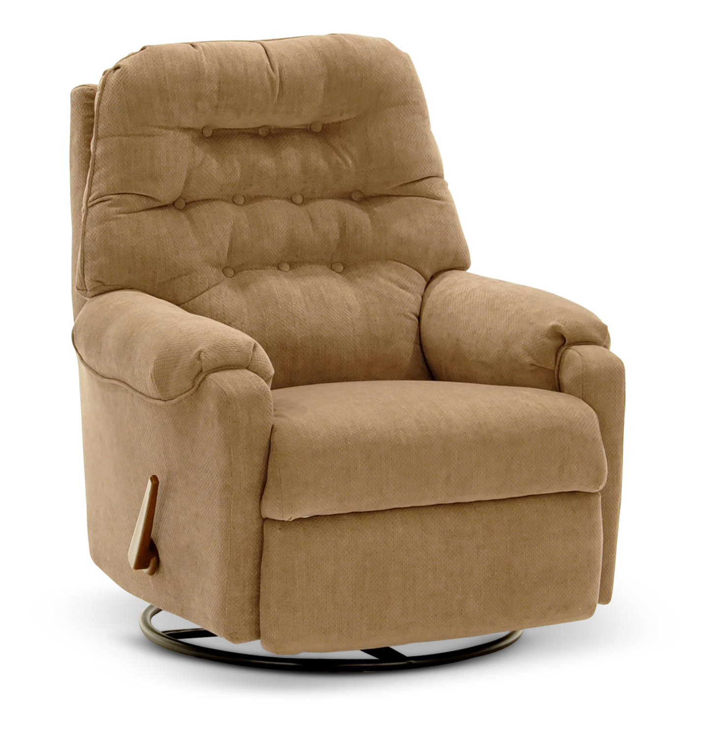 Sondra Swivel Glider Recliner Hom Furniture