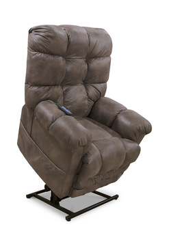 Delicieux Image Oliver Dual Power Reclining Lift Chair   Dusk