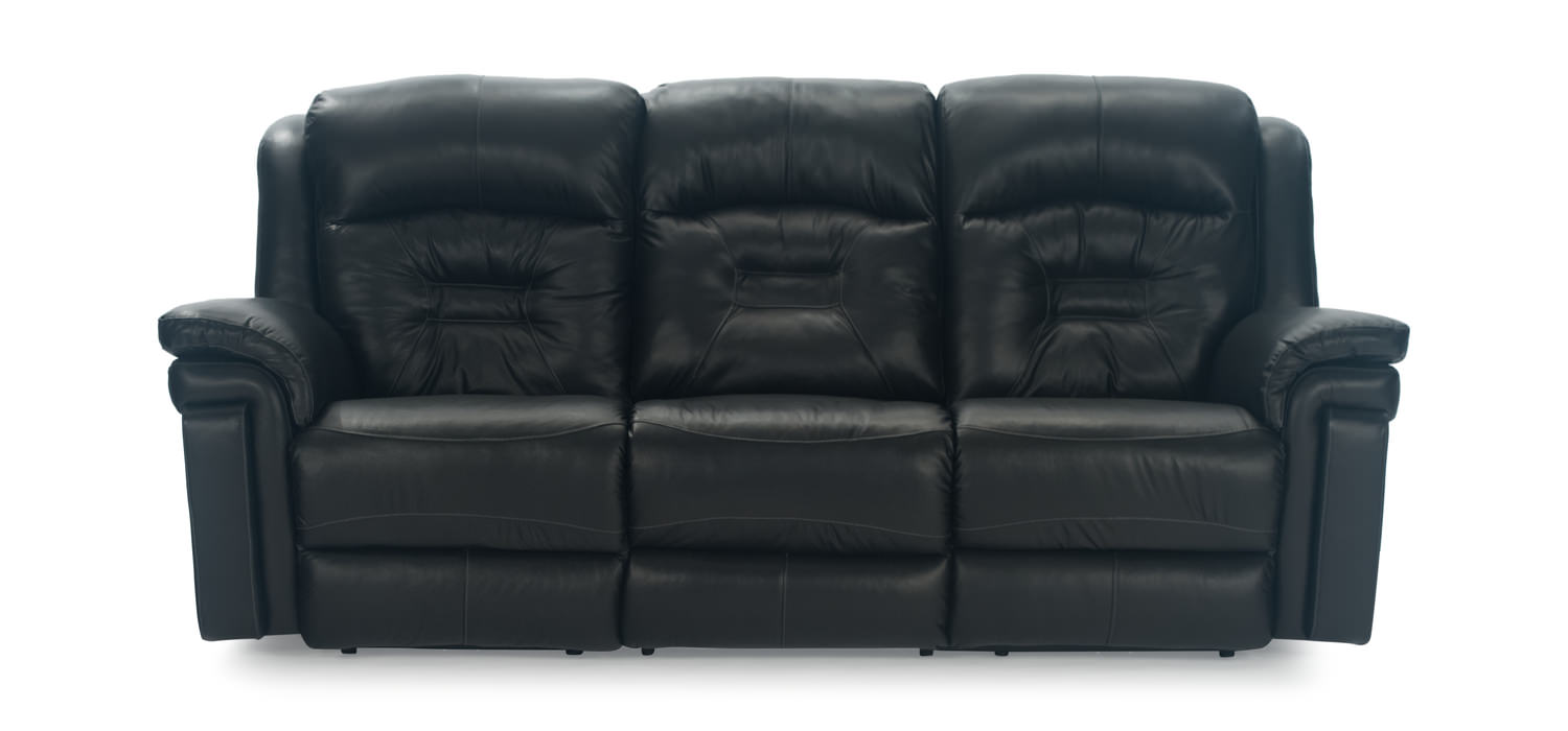 Sully Leather Power Reclining Sofa Hom Furniture