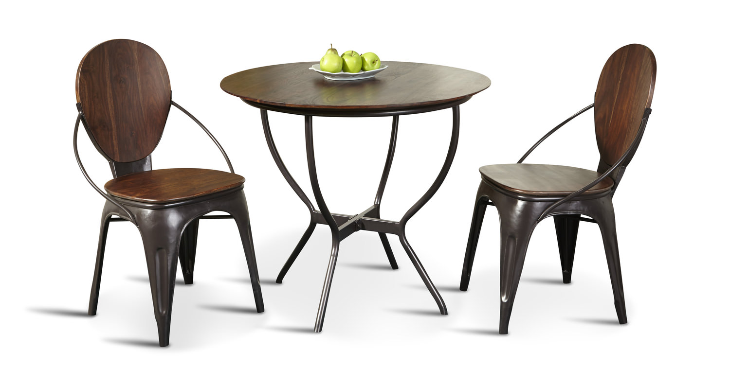 f08a3e8728b Adler Dining Table With 2 Chairs