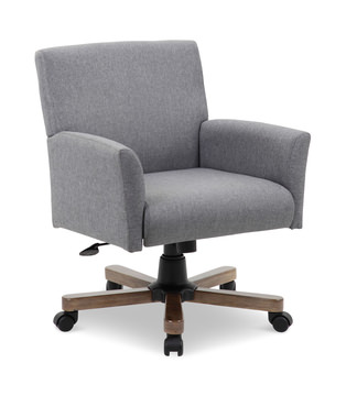 Image Modern Grey Office Chair