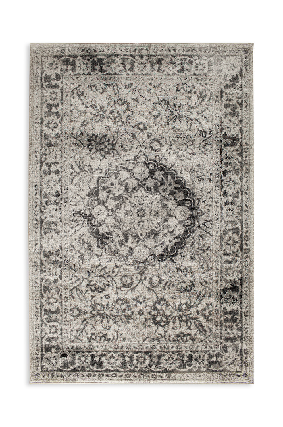 Corso Azzurro Maja Birch Sterling Area Rug Hom Furniture