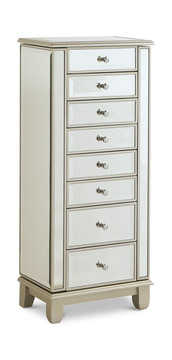 Jewelry armoires and cabinets hom furniture image elsinore jewelry armoire solutioingenieria