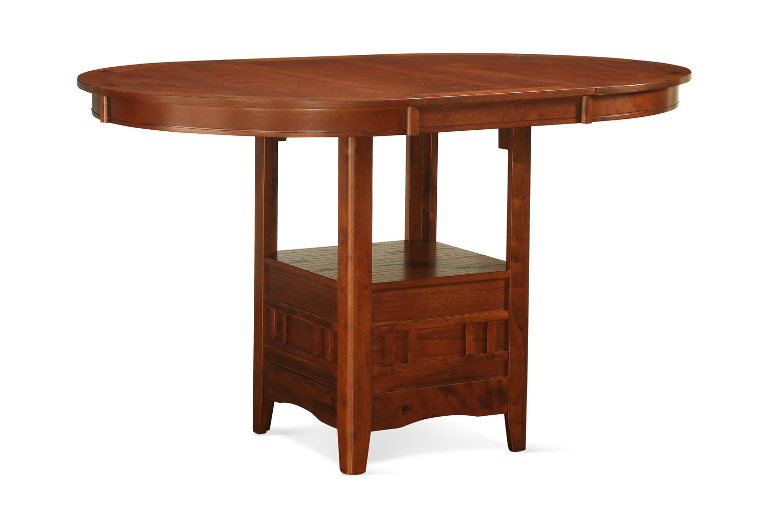 Mission Round Table.Mission Park Dining Table