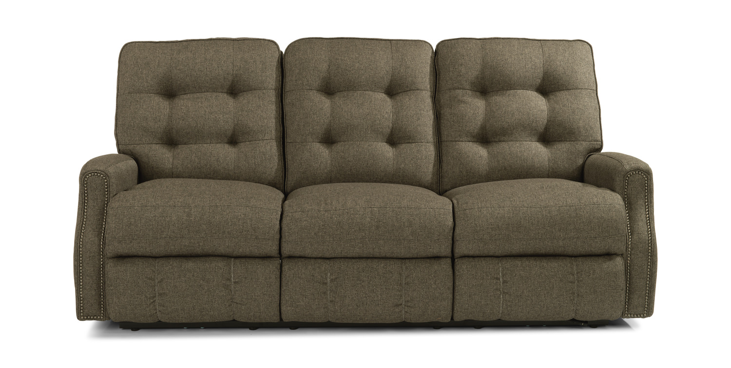 Etonnant Devon Dual Power Reclining Sofa ...