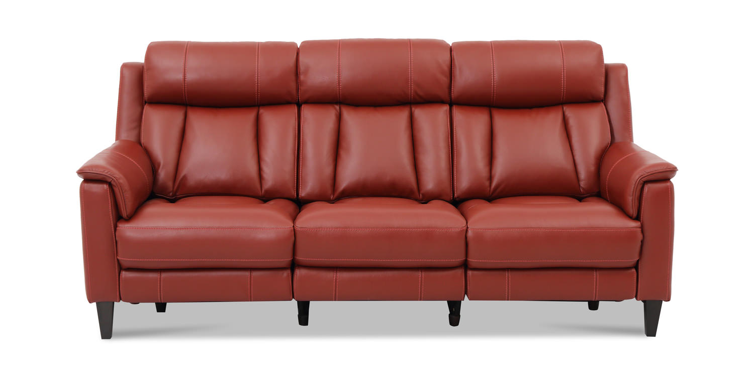 Wondrous Kara Leather Power Reclining Sofa Pdpeps Interior Chair Design Pdpepsorg