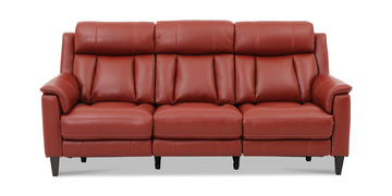 Kara Leather Power Recliner By Thomas Cole Hom Furniture