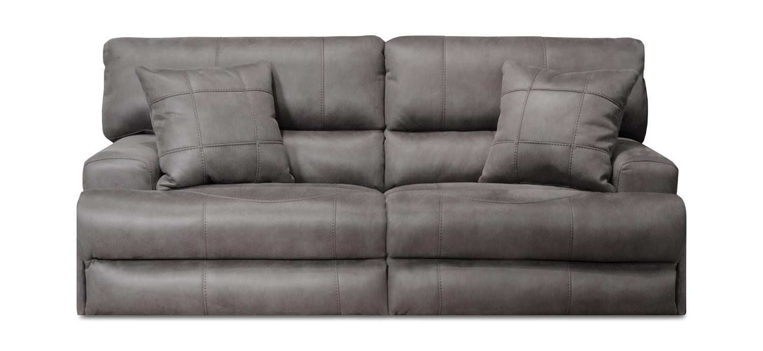 Rover Dual Power Reclining Sofa ...