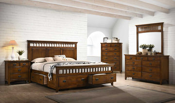 Image Trudy King Storage Bed Bedroom Suite