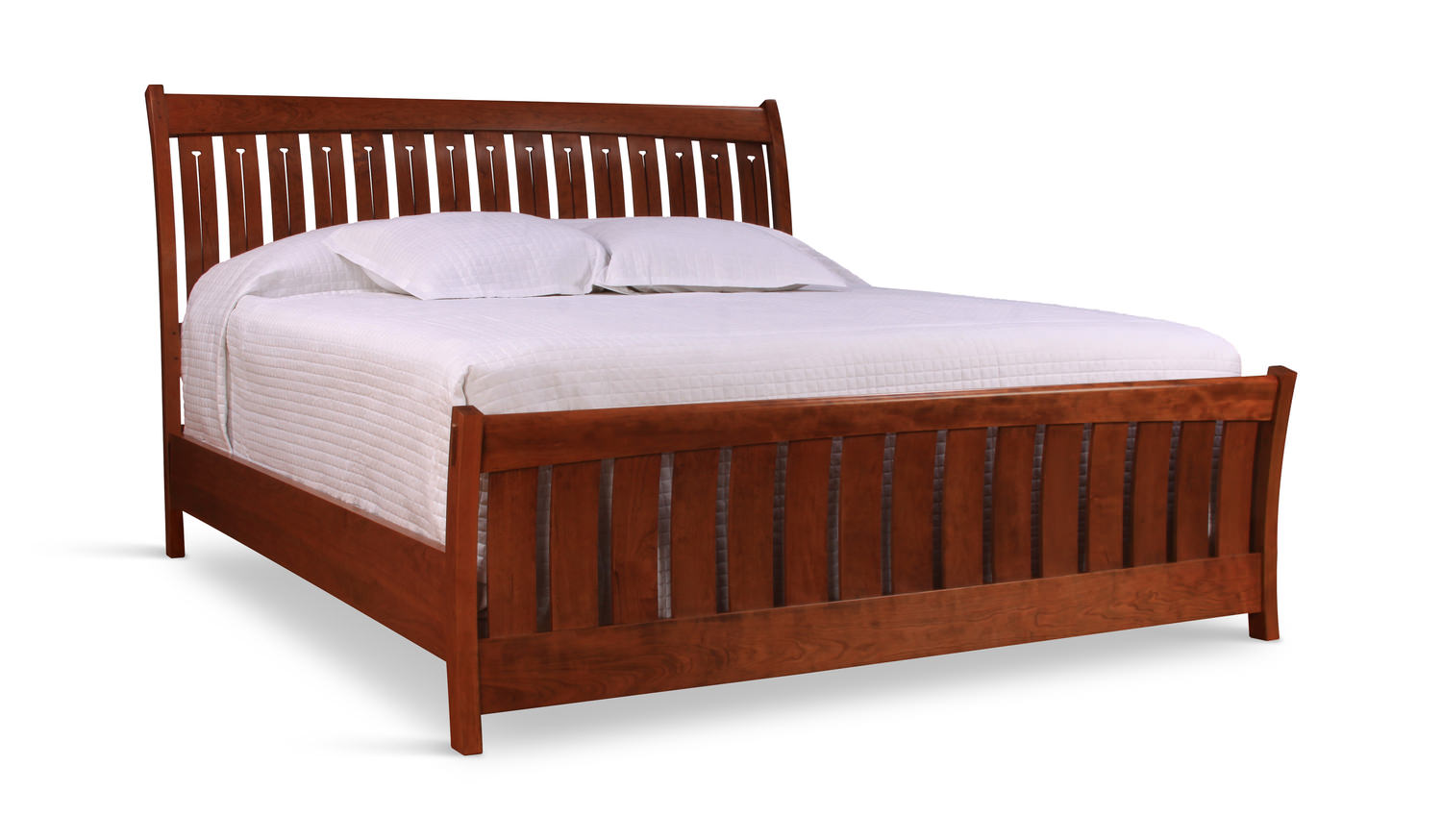 Mission Sleigh Bed By Stickley Gabberts