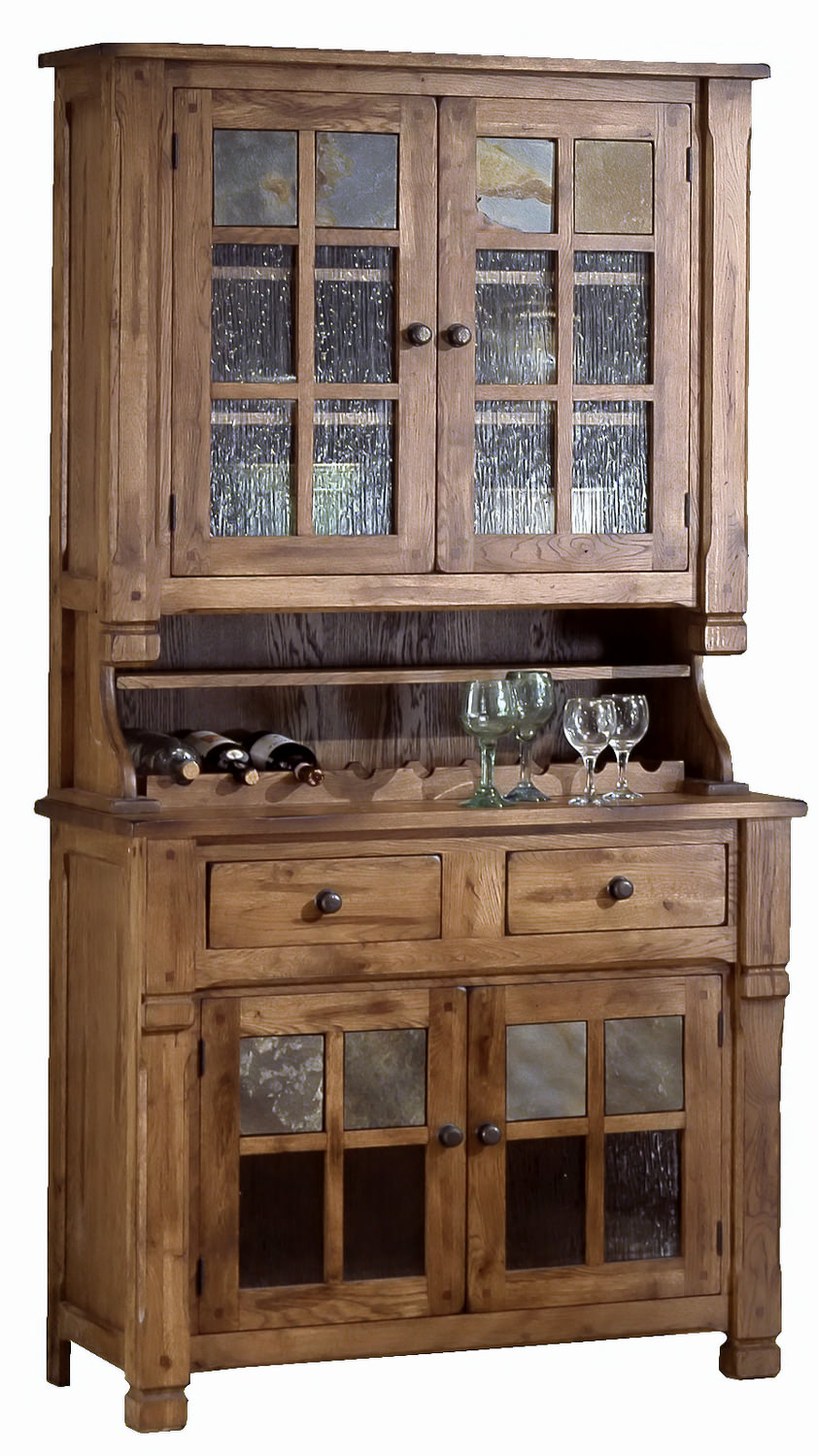 Kitchen Buffet Hutch Furniture Buffets China Cabinets And Sideboards Hom Furniture