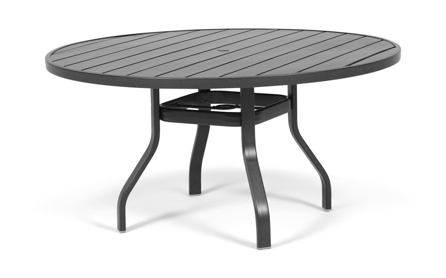 Breeze Slat Top Table By Homecrest Hom Furniture