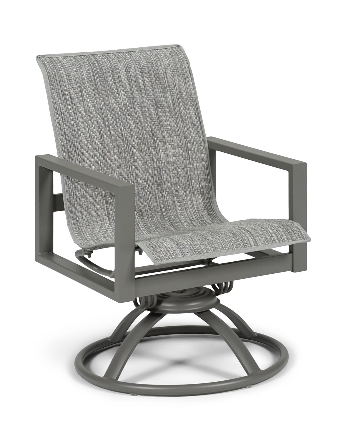 Sutton Low Back Swivel Rocker Lounge Chair Hom Furniture