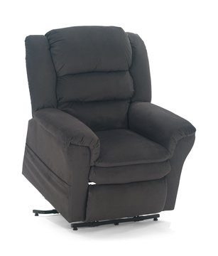 Image Kelly Power Lift Chair Recliner   Smoke
