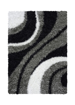Kempton Black White Area Rug By Rizzy Rugs Hom Furniture