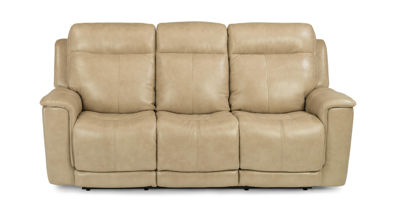 Monroe Triple Power Reclining Sofa By Hom Furniture