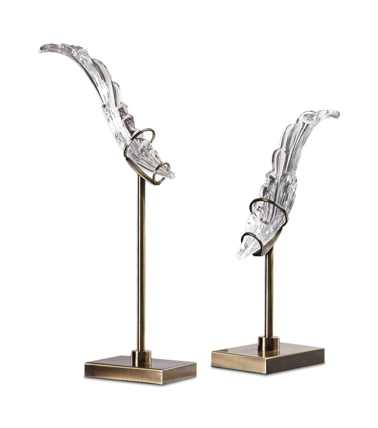 Wings Tabletop Decorations   Set Of 2 ...