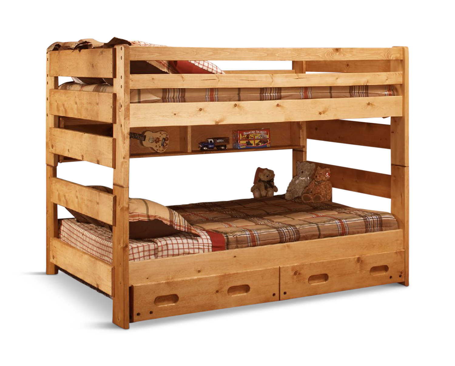 Big Sky F/ F Bunk Bed | HOM Furniture