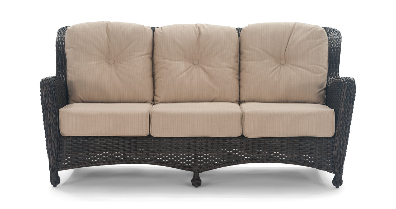 Richmond Wicker Sofa By Northcape Hom Furniture