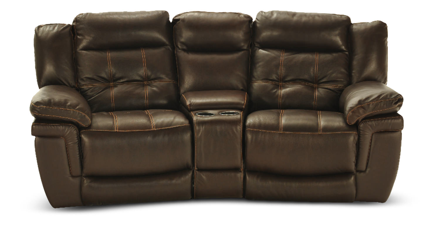 Hallmark 3 Piece Leather Power Recline Home Theater ...  sc 1 st  HOM Furniture & Hallmark 3 Piece Leather Power Recline Home Theater | HOM Furniture islam-shia.org
