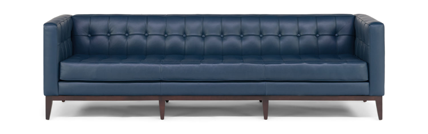 Luxe Leather Sofa By American Leather Gabberts