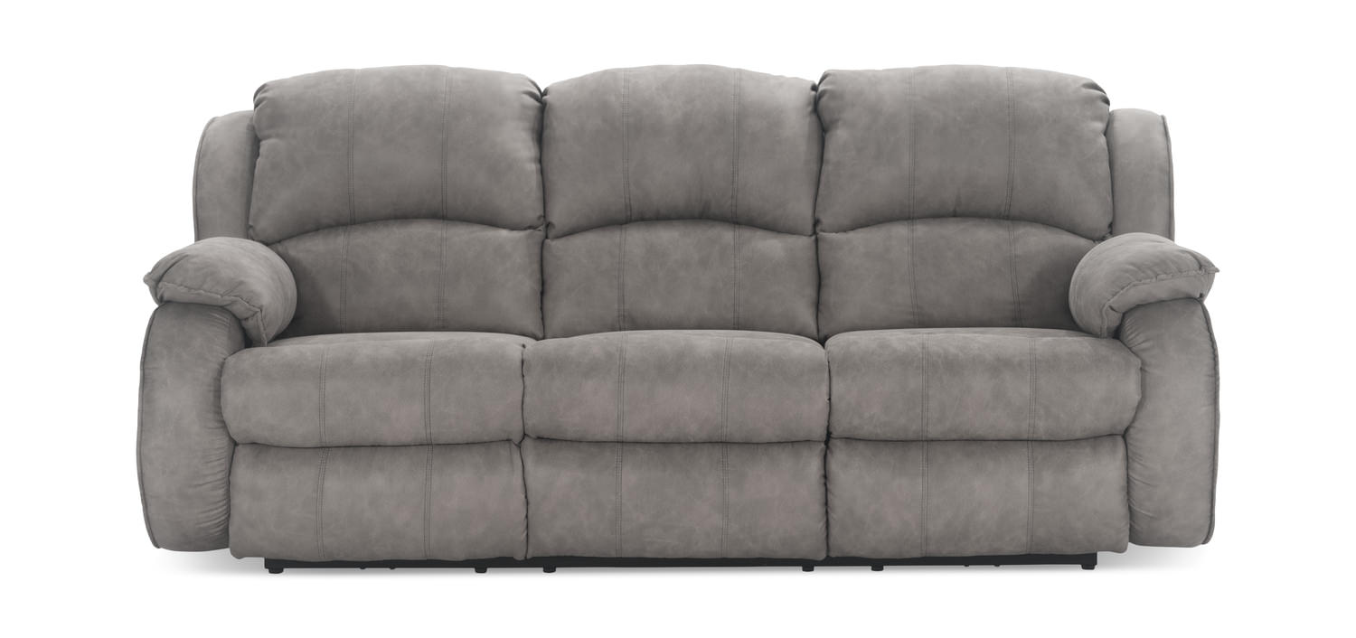 Lacey Dual Power Reclining Sofa Hom Furniture