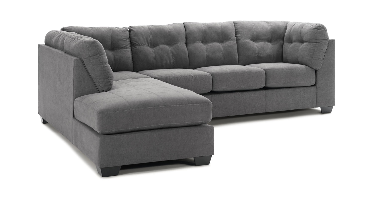 Incredible Crosby 2 Piece Modular Sectional Cjindustries Chair Design For Home Cjindustriesco