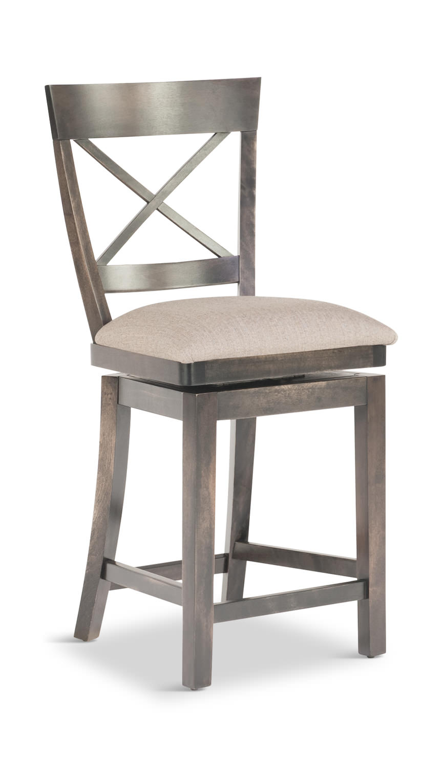 Astounding Dara Swivel Counter Stool Ibusinesslaw Wood Chair Design Ideas Ibusinesslaworg