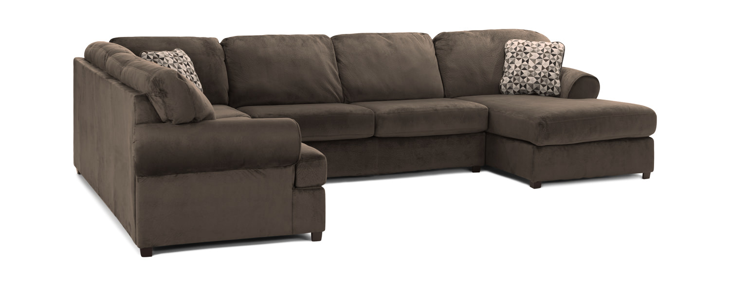Coach 3 Piece Sectional