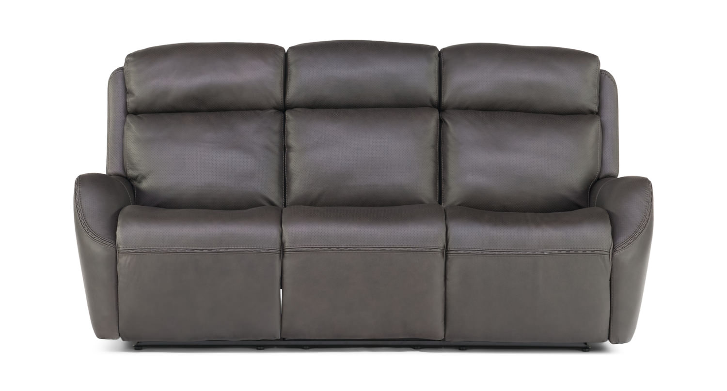 Collier Leather Dual Reclining Sofa