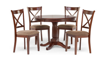 Image Venice Table With 4 Chairs