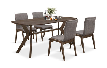 Image Mcbride Dining Table With 4 Chairs