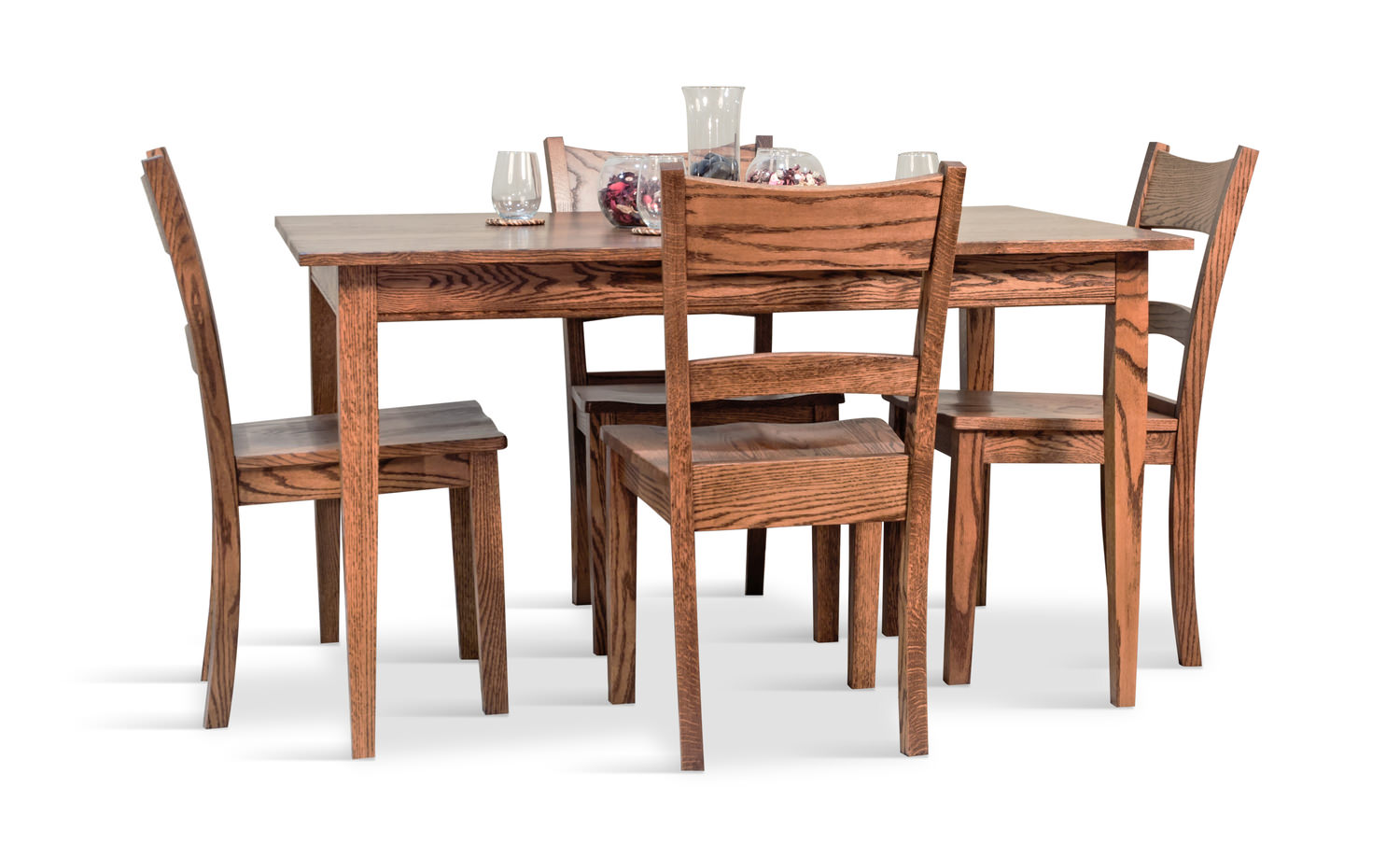 Brilliant Lancaster Dining Table With 4 Chairs Home Interior And Landscaping Mentranervesignezvosmurscom