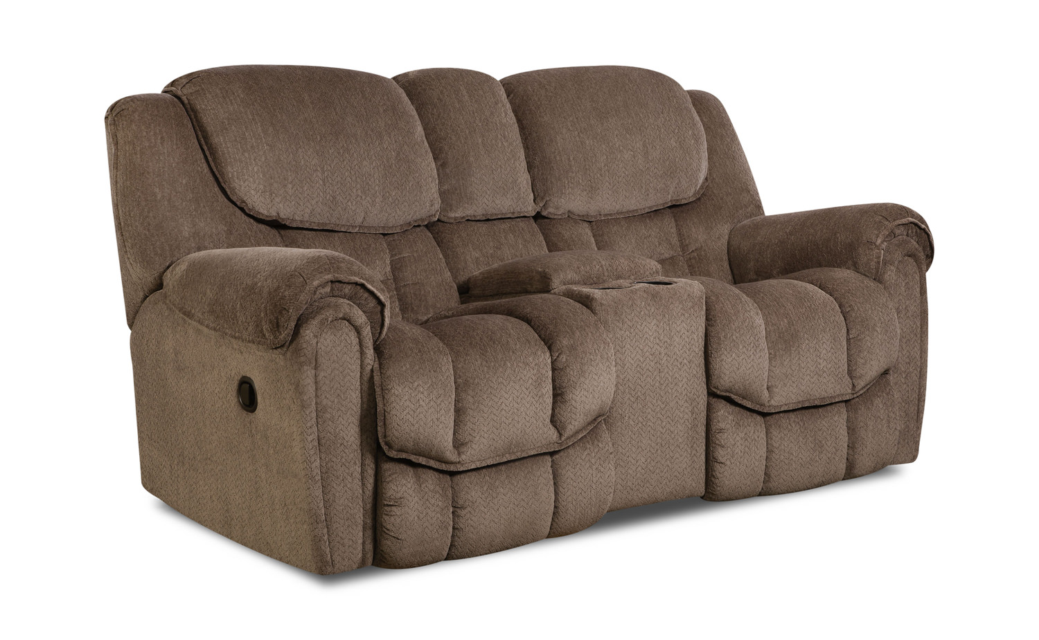 Remarkable Del Mar Reclining Loveseat With Console Pabps2019 Chair Design Images Pabps2019Com