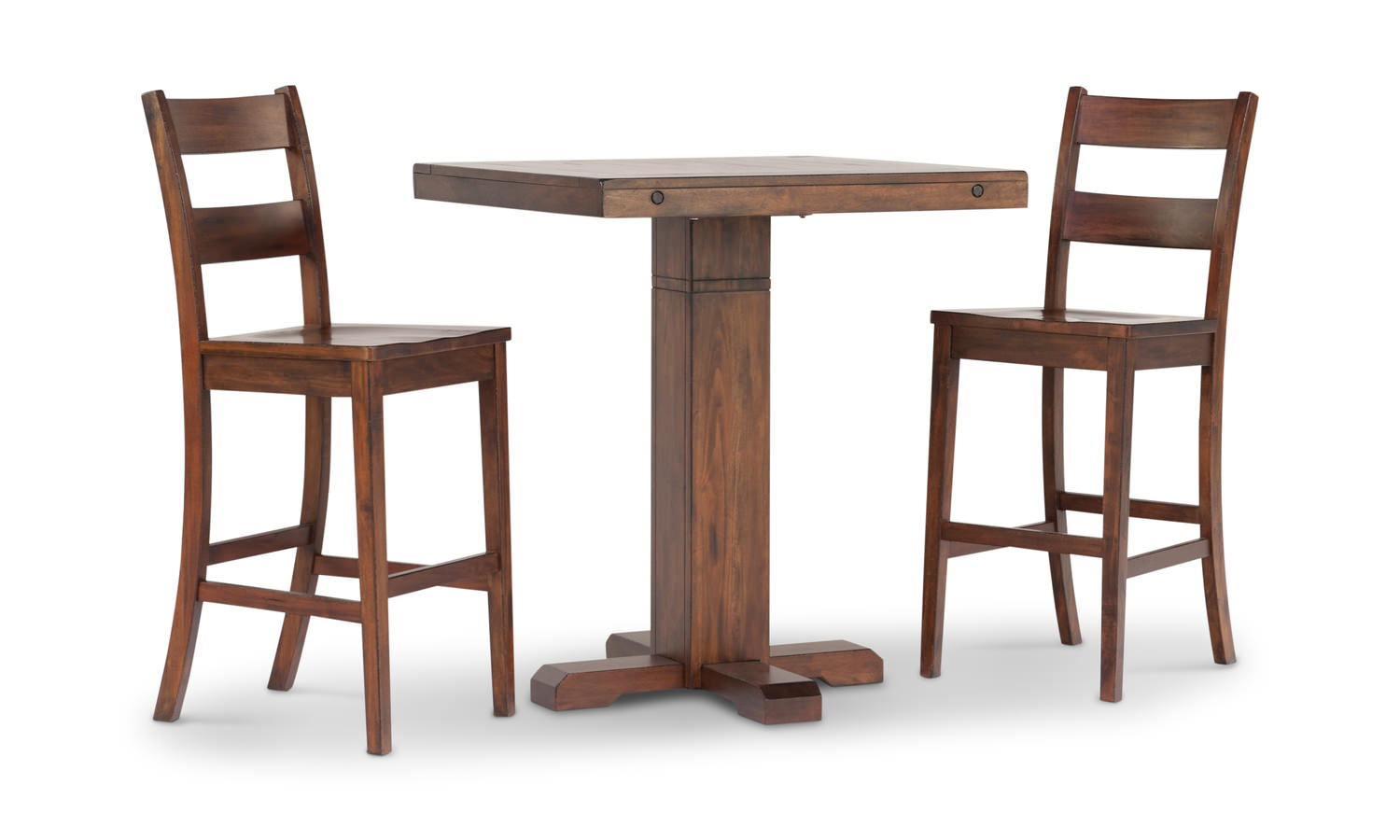 Tuscany Table With 2 Stools Hom Furniture