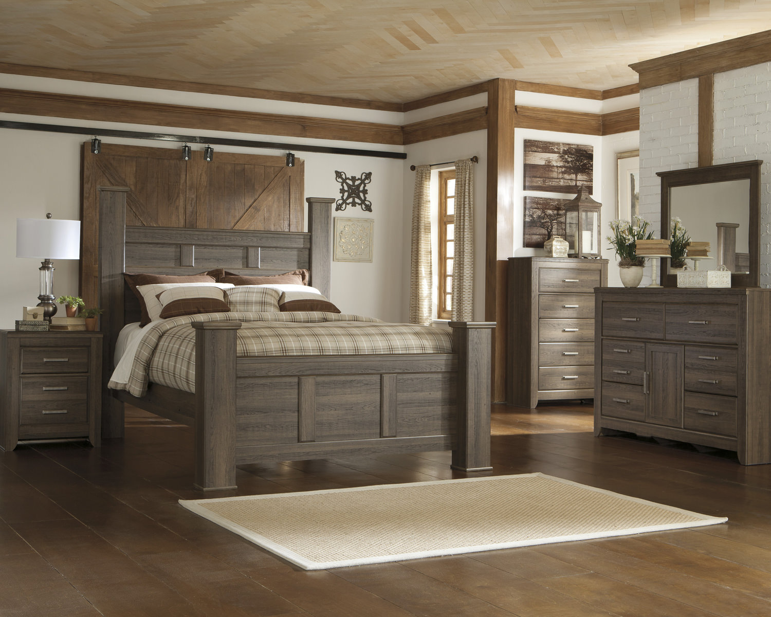 Santa Cruz Bedroom Furniture Santa Cruz Poster Bed Bedroom Suite Hom Furniture Furniture