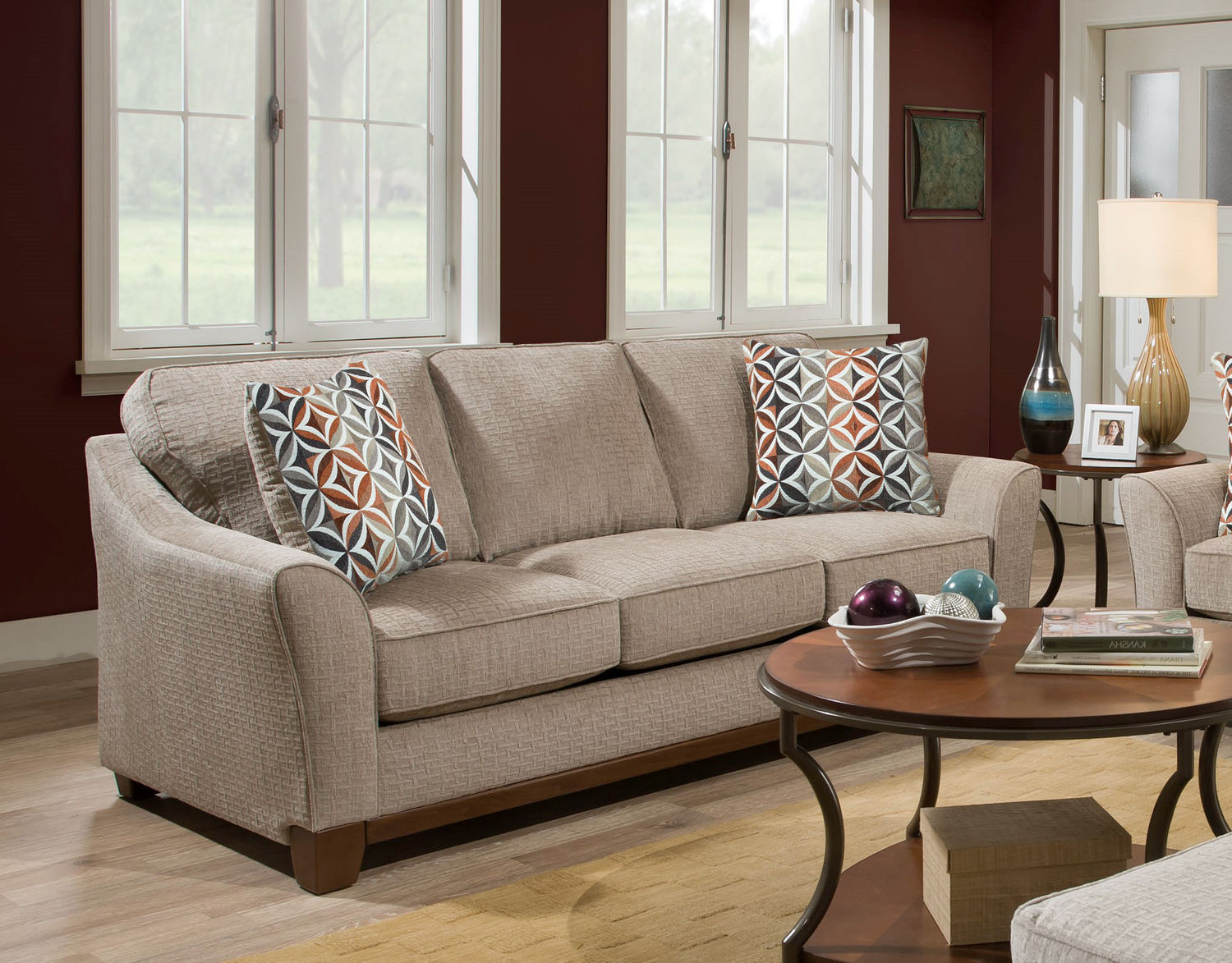 Serene Sofa By Furniture Creations Direct Hom Furniture