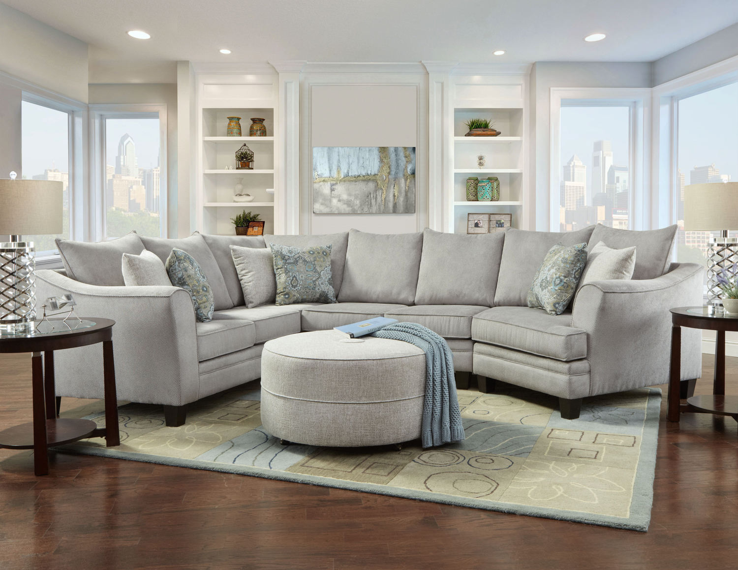 Bailey 3 Piece Sectional