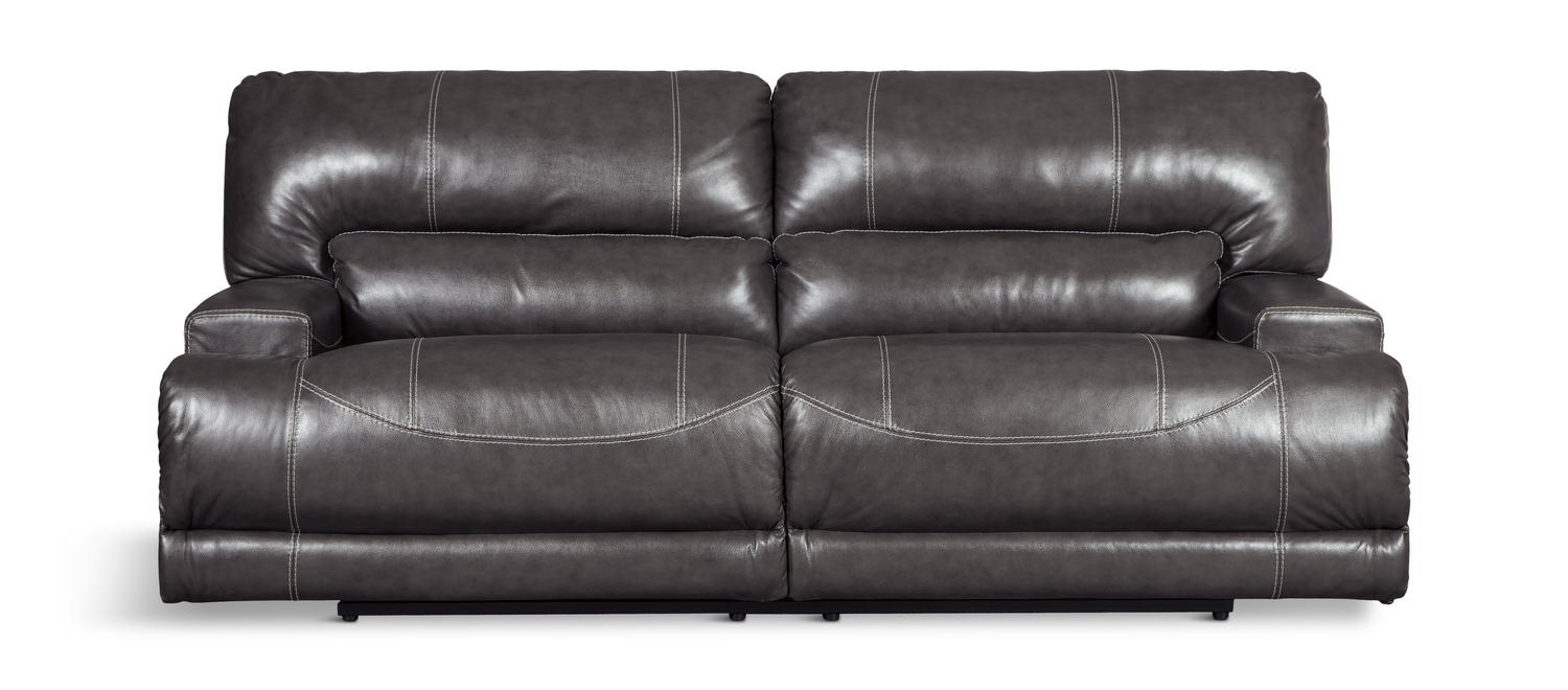 Super Gear Ii Leather Power Reclining Sofa Pabps2019 Chair Design Images Pabps2019Com
