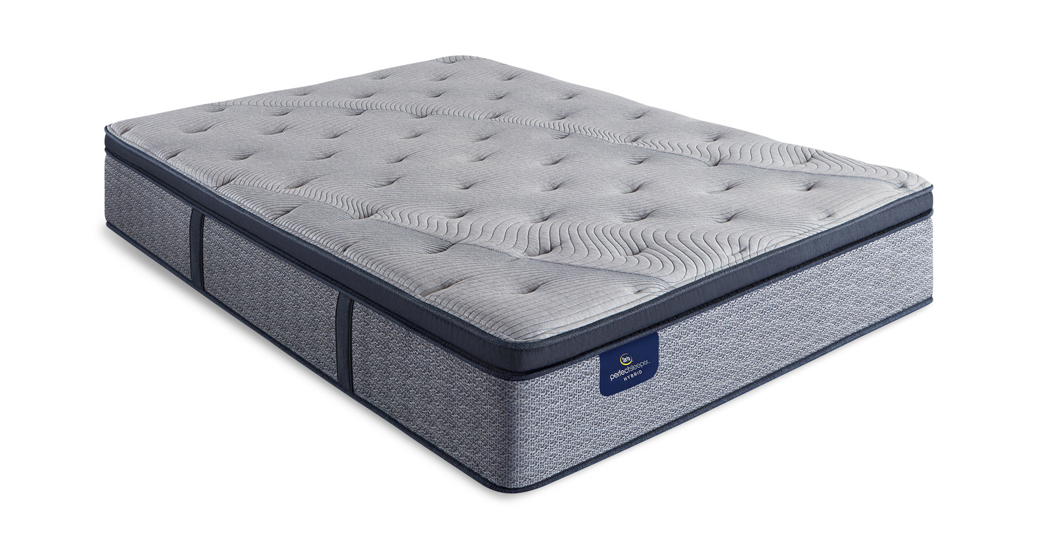 Rosehill Firm Pillow Top Mattress By Serta Hom Furniture