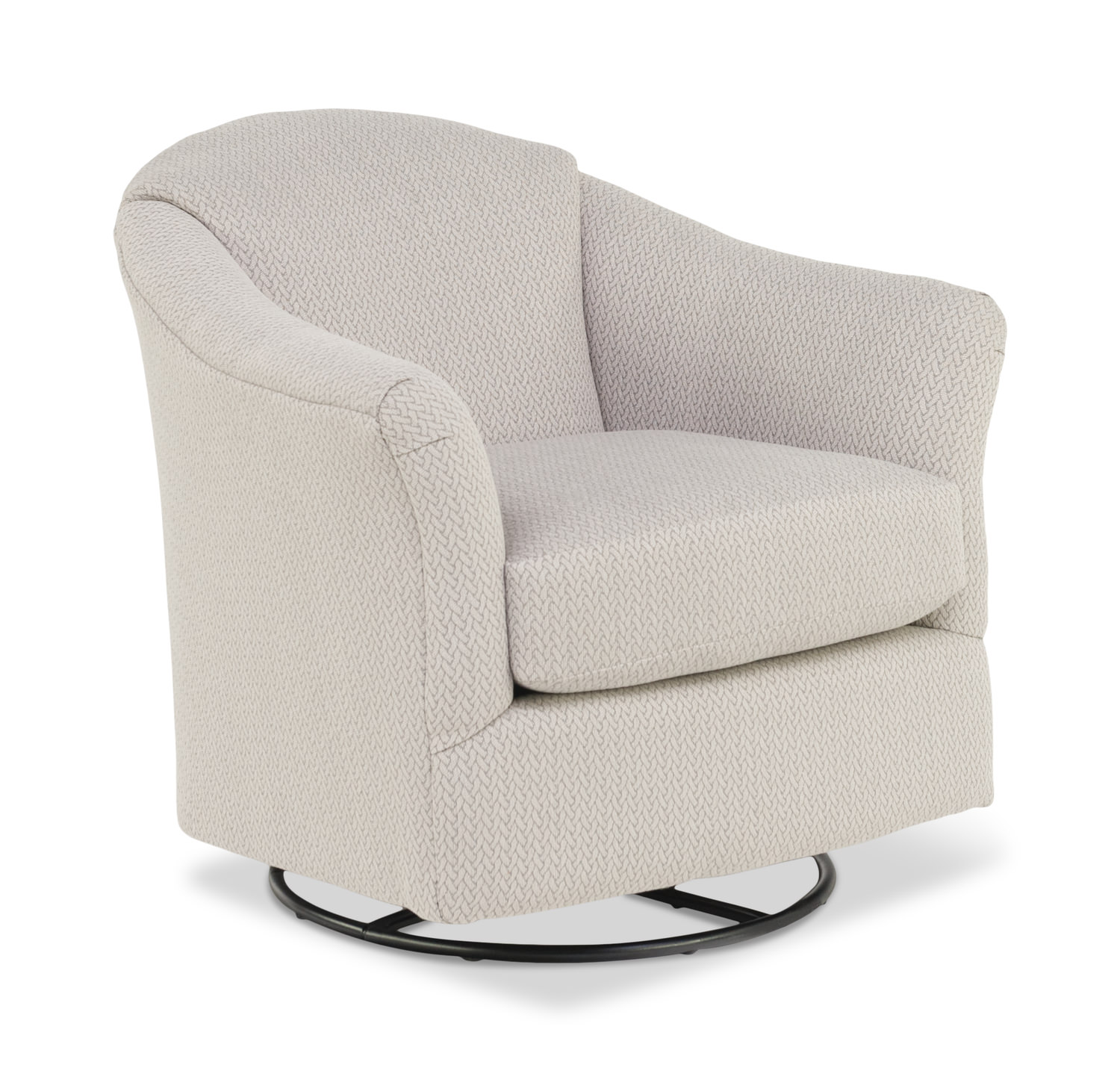 Darby Swivel Glider Hom Furniture