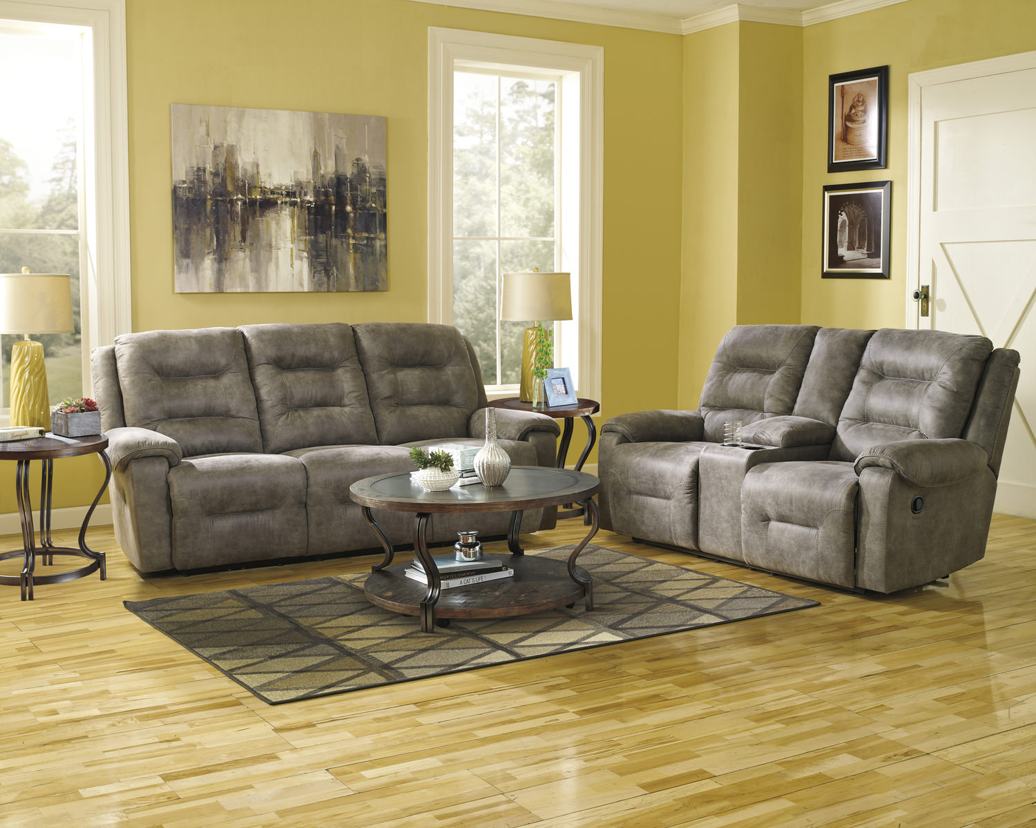 Miraculous Swish Reclining Sofa And Loveseat Set Machost Co Dining Chair Design Ideas Machostcouk