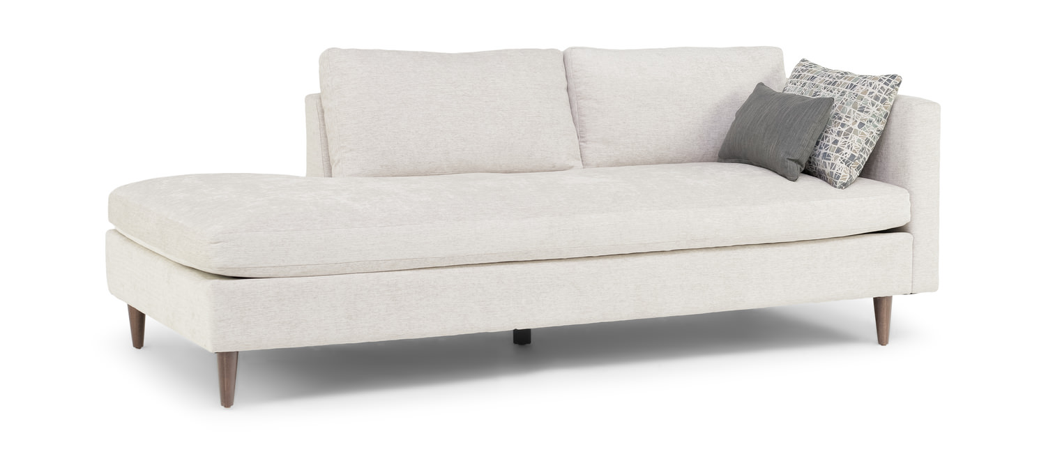 Ivy Right Arm Chaise By Jonathan Louis