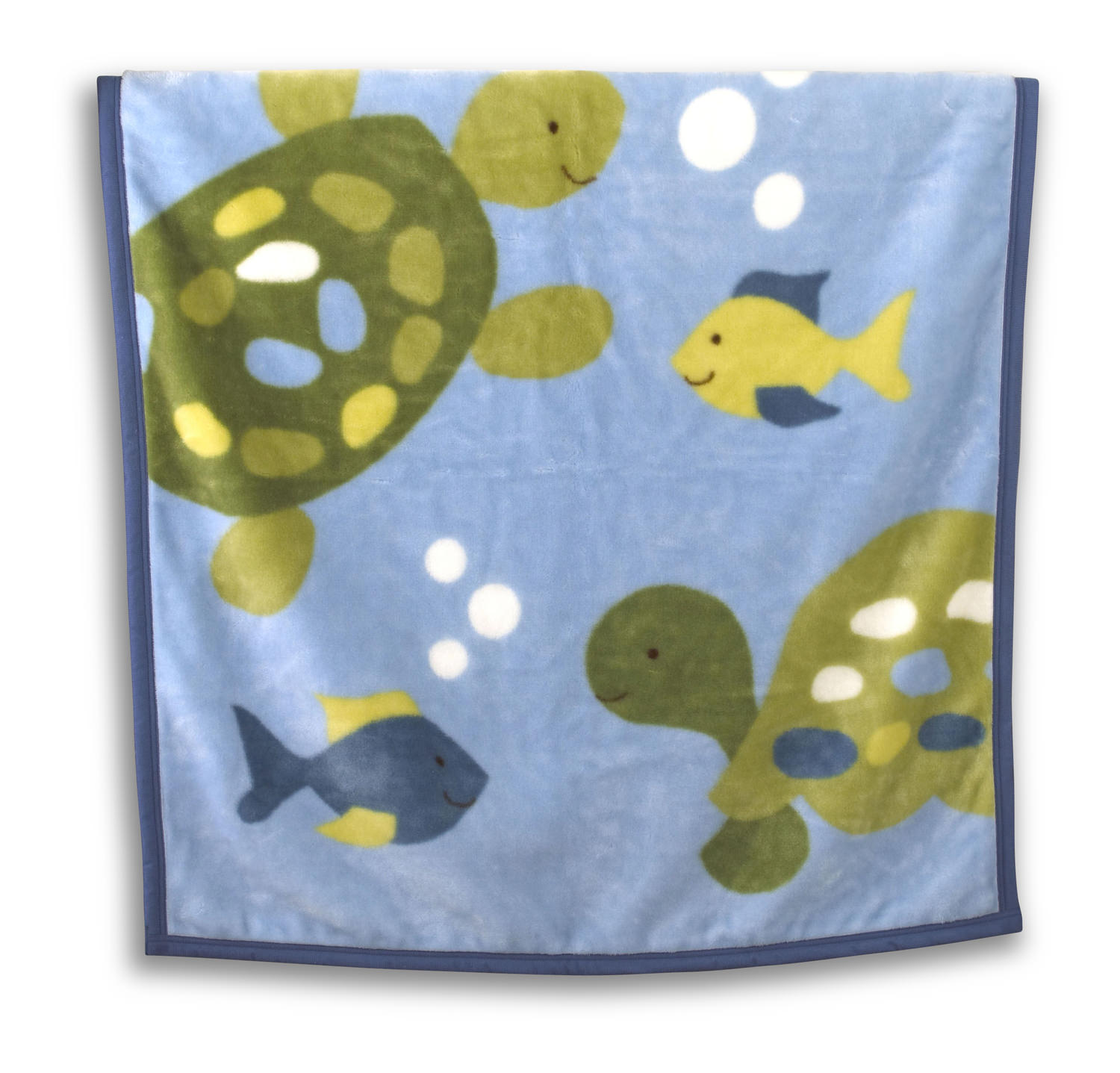 Turtle Reef Soft Amp Cozy Blanket By Cocalo Hom Furniture