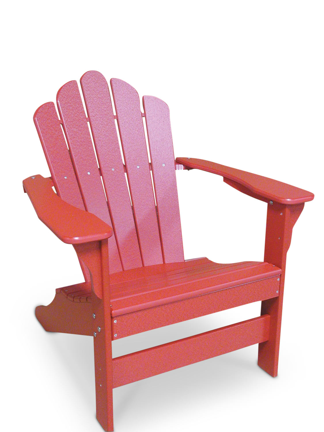 Adirondack Chair   Red ...