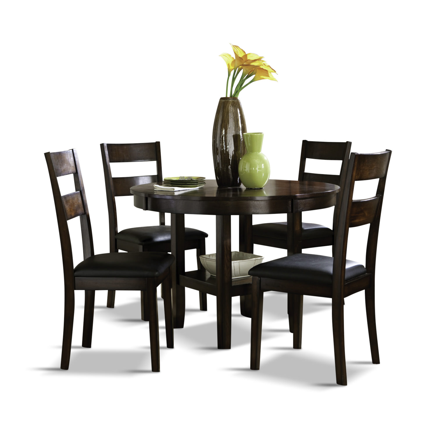 Penwood Dining Table With 4 Chairs Dock86